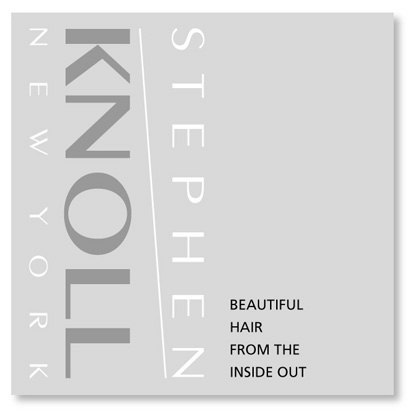 Stephen Knoll New York – Beautiful hair from the inside out.