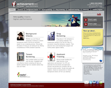 Achievement Tec website