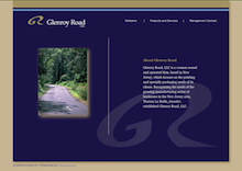 Glenroy Road Website