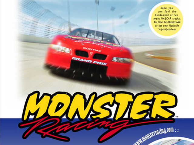 Monster Racing Auto Advertising & Promotions