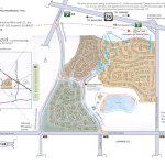 Horizons Rock Creek Community Lucy Clark Communications Map