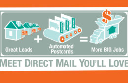 Direct Mail and Illustration