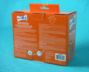 Toys-R-Us Packaging Box
