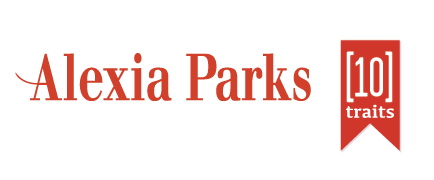 Alexia Parks 10 Traits logo