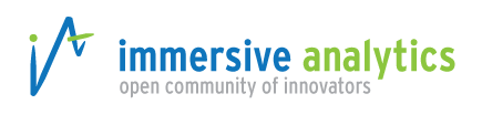 Immersive Analytics Logo