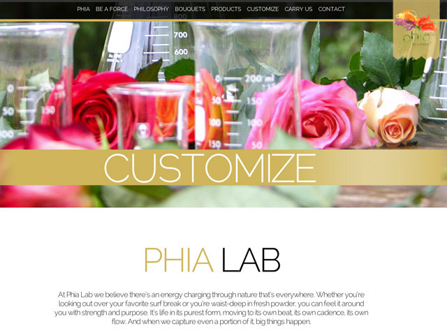 Phia Lab Hair Care Products