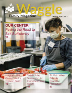 Waggle Family Magazine Holiday