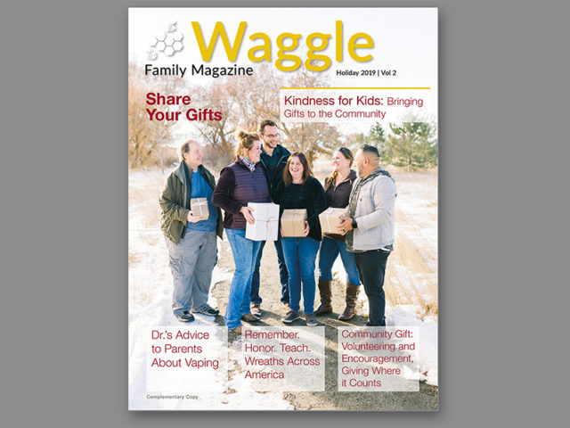 Waggle Family Magazine