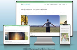 Balanced Earth Creative–Nature Connected Coach